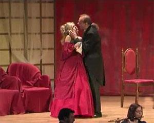 Grande successo per la Traviata a Gandino