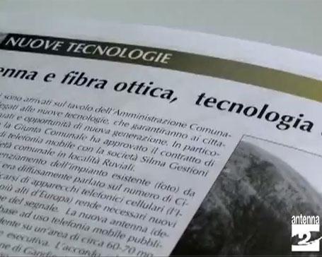 In Valgandino arriva la fibra ottica