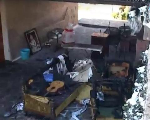 Incendio, indagini serrate