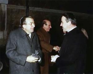 La visita di Andreotti a Gandino