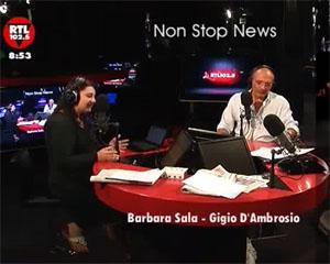 Lo spinato ad Eccellenze Nazionali di RTL 102.5