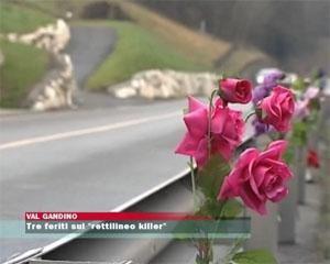 La Val Gandino scossa per l'incidente a Casnigo