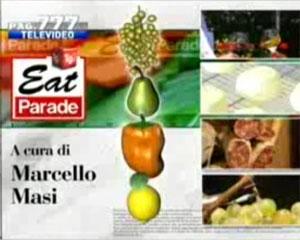 Il mais spinato ad Eat Parade di RAI 2