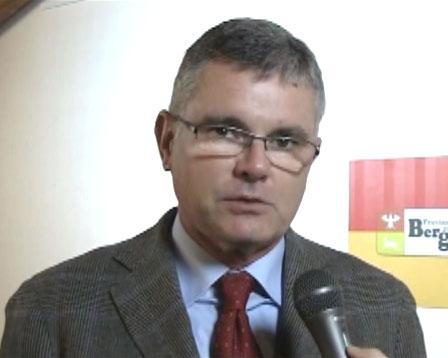 Conferenza stampa Mais spinato BG - Fabio Marazzi
