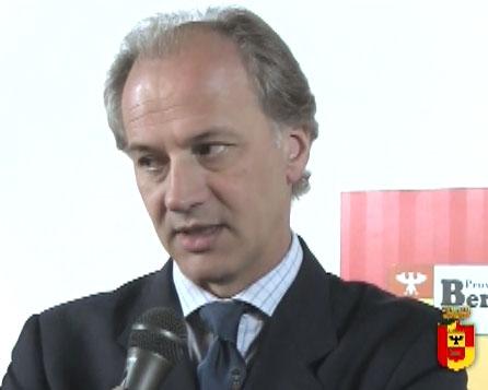 Conferenza stampa Mais spinato BG - Mario Salvi