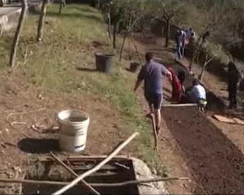 Alle ciodere si coltiva in modo biointensivo