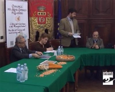 Il mais spinato di Gandino entra nel Registro Nazionale delle Varietà di Specie Agrarie e Ortive