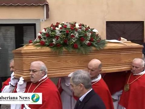A Spirano l'ultimo saluto a Monsignor Alessandro Recanati
