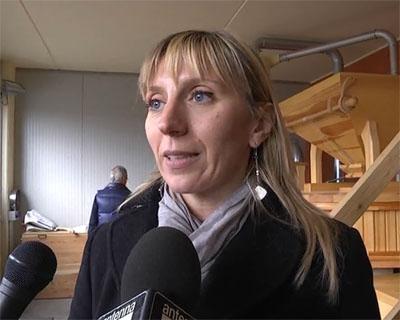 L'assessore regionale Terzi visita la filiera del Mais Spinato
