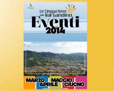 Cinque terre Val Gandino: gli eventi di primavera