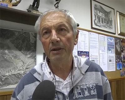 Antonio Castelli nuovo presidente del CAI Valgandino