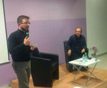 Don Marco presenta Don Burgio