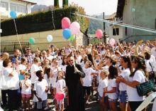 La comunità di Cirano saluta il parroco don Capitanio
