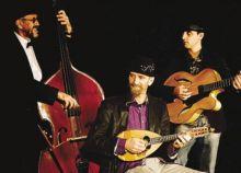 Il trio di Carlo Aonzo l'11 novembre alla biblioteca di Gandino