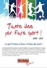 Copertina di Settembre 2011 - Civit@s Sport
